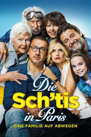 Poster: Die Sch'tis in Paris