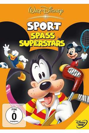 Poster: Sport Spass Superstars