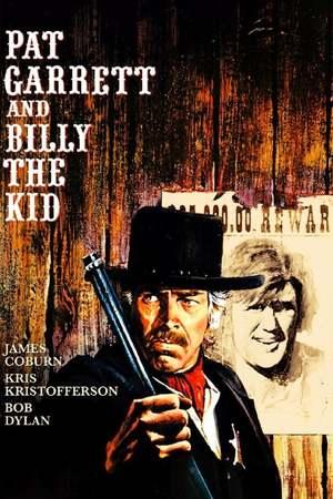 Poster: Pat Garrett jagt Billy the Kid