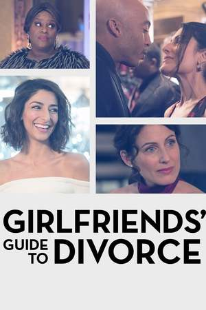 Poster: Girlfriends' Guide to Divorce
