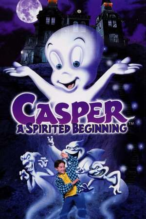 Poster: Casper - Wie alles begann
