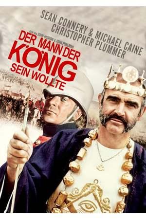 Poster: Der Mann, der König sein wollte