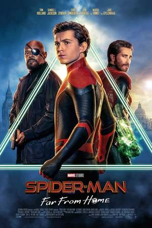 Poster: Spider-Man: Far From Home