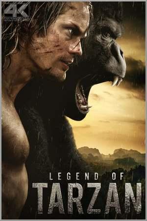Poster: Legend of Tarzan