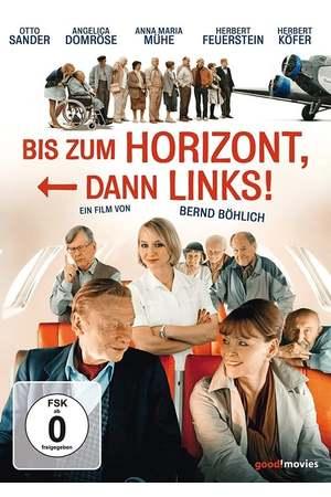 Poster: Bis zum Horizont, dann links