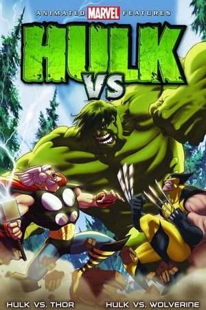 Poster: Hulk vs. Thor/Wolverine