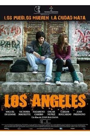 Poster: Los Ángeles
