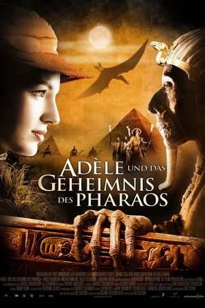 Poster: Adèle und das Geheimnis des Pharaos