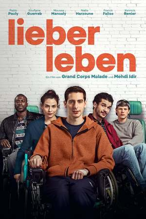 Poster: Lieber Leben
