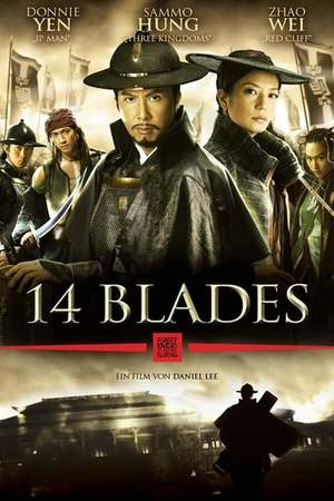 Poster: 14 Blades