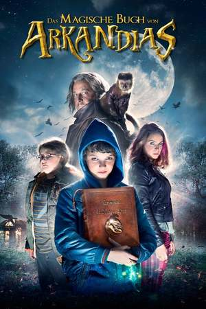 Poster: Das magische Buch von Arkandias