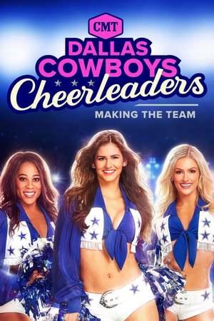Poster: Dallas Cowboys Cheerleaders: Making the Team