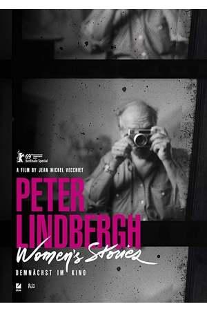 Poster: Peter Lindbergh - Women's Stories