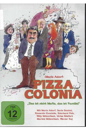 Poster: Pizza Colonia