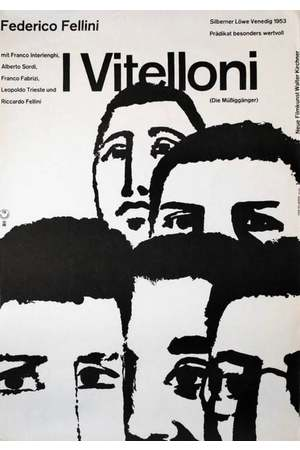 Poster: Die Müßiggänger