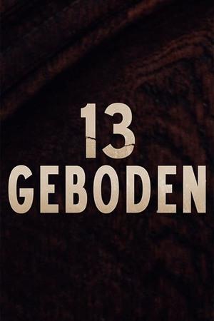 Poster: 13 Gebote