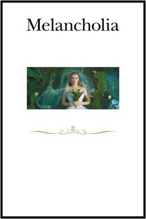 Poster: Melancholia