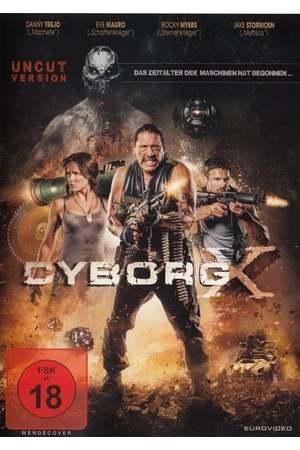 Poster: Cyborg X