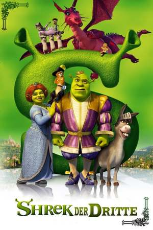 Poster: Shrek der Dritte