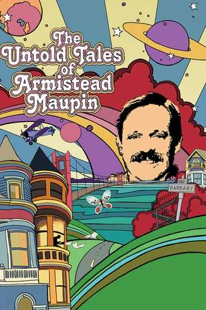 Poster: The Untold Tales of Armistead Maupin