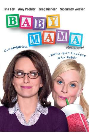 Poster: Baby Mama