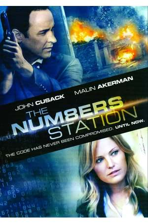 Poster: Numbers Station