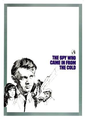 Poster: Der Spion, der aus der Kälte kam