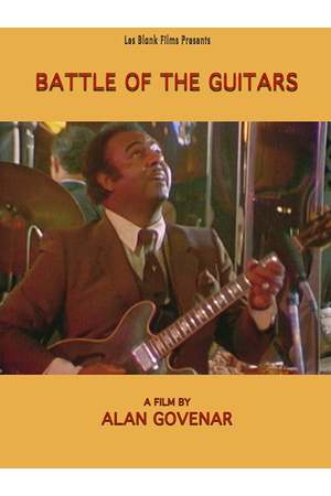Poster: Battle of the Guitars