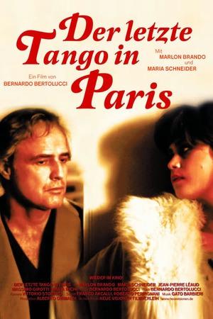 Poster: Der letzte Tango in Paris