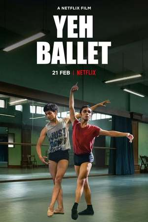 Poster: Yeh Ballet