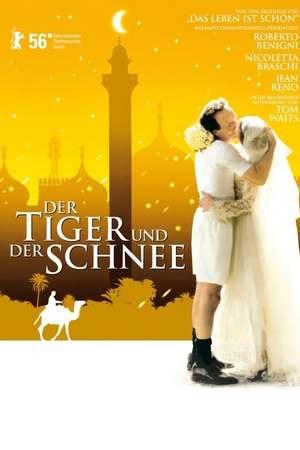 Poster: Der Tiger und der Schnee