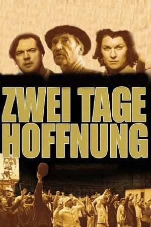 Poster: Zwei Tage Hoffnung