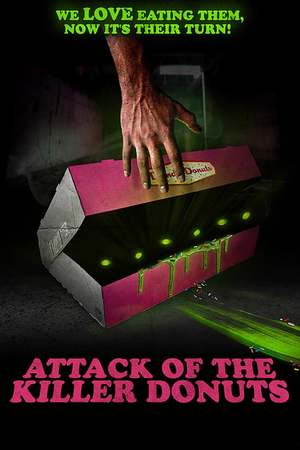 Poster: Attack of the Killer Donuts