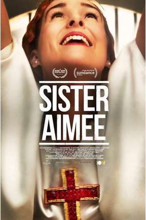 Poster: Sister Aimee