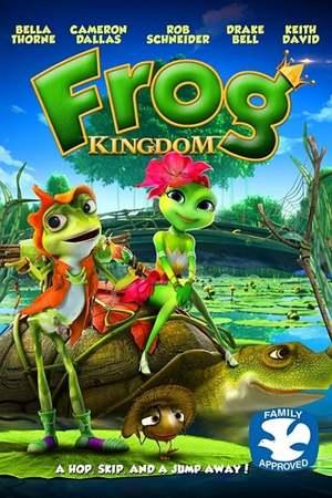 Poster: Freddy Frog - Ein ganz normaler Held