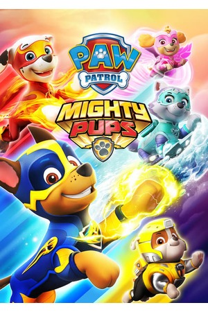 Poster: PAW Patrol: Mighty Pups