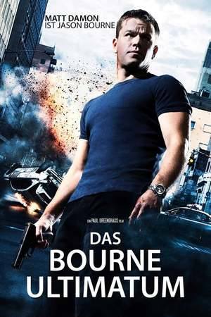 Poster: Das Bourne Ultimatum
