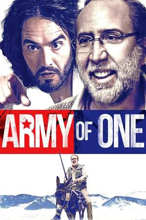 Poster: Army of One