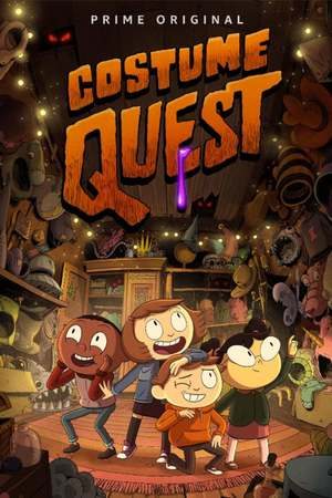 Poster: Costume Quest