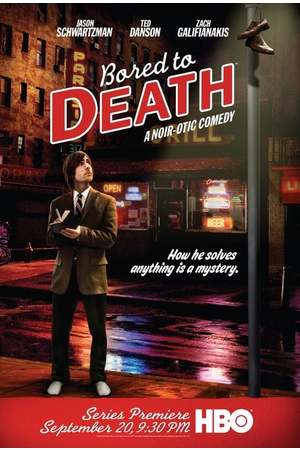 Poster: Bored to Death