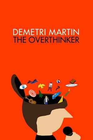 Poster: Demetri Martin: The Overthinker