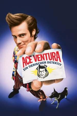 Poster: Ace Ventura - Ein tierischer Detektiv