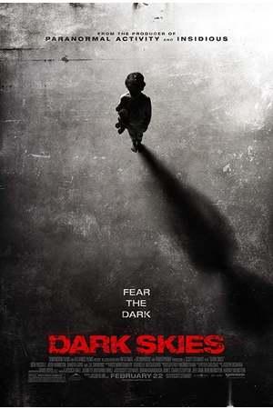 Poster: Dark Skies - Sie sind unter uns