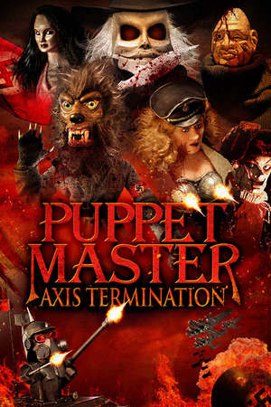 Poster: Puppet Master: Axis Termination