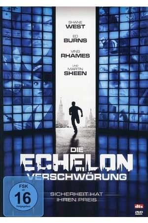 Poster: Die Echelon Verschwörung