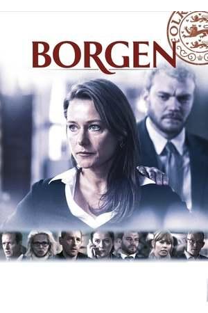 Poster: Borgen - Gefährliche Seilschaften