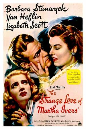 Poster: Die seltsame Liebe der Martha Ivers