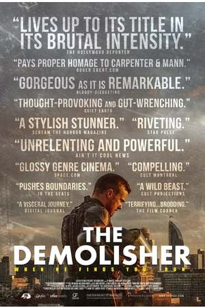 Poster: The Demolisher