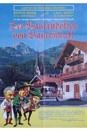 Poster: Der Bauerndoktor von Bayrischzell