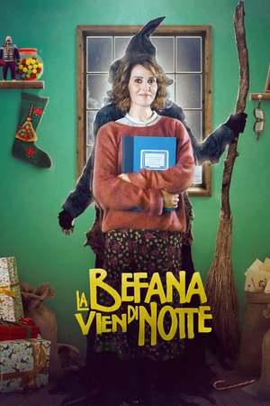 Poster: Unsere Lehrerin, die Weihnachtshexe